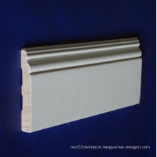 Laminate or Veneed Skirting Board (SK-223)