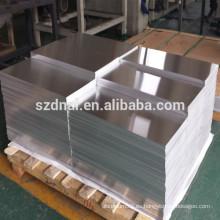 5052 hoja de aluminio usada en gabinete