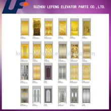 elevator door panels