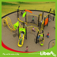 Kinder Klettern Struktur Rahmen, Outdoor Spielsystem LE.SG.004