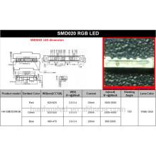 Fabrik heiße Verkäufe Seitenansicht 020 SMD LED Diode