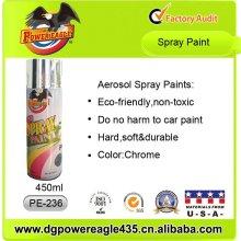 POWER EAGLE Chrome Effect Spray Paint