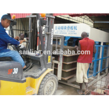 hot sale China block cutting machine / concrete blocks price