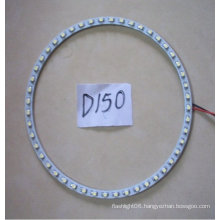 D160 48SMD 3528 White Light LED Angel Eye