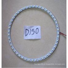 D160 48SMD 3528 luz branca LED Angel Eye
