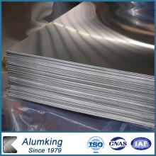 Feuille d'aluminium 1050/1060/1100 pour panneau composite