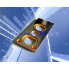Теплоотвод для модуль лазера диода