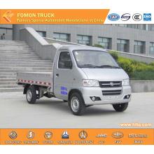 KAMA van cargo truck euro5 gasoline engine 2tns