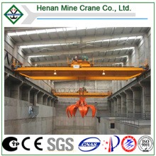 Electric Single Beam Grab Overhead Crane