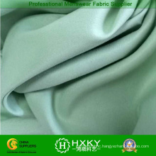 Polyester Satin Bleached Microfiber Fabric for Home Textile