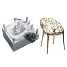 Fabricante de moldes de fezes de cadeira de plástico de design novo OEM em taizhou China