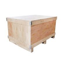 Caixas de madeira de embalagem de fumigação livre de transporte