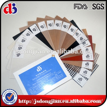 New High-Temperature Resistant Non-Stick PTFECoated Fiberglass Fabrice non adhesive with FDA certificate
