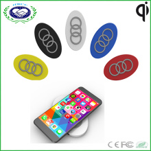 High Quality Lighting portable 3 Coils Qi Wireless Charger