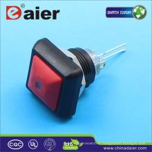 Daier DS-12S-DM interrupteur à bouton-poussoir électrique étanche