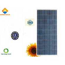 130W Powerful High Reliable Poly PV Panel Solar Module
