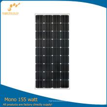 Производитель Китай 160 Вт моно панели солнечных батарей прайс-лист