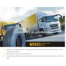 Roadshine marca neumáticos 11R22.5 11R24.5 295 / 75R22.5 275 / 80R22.5 295 / 80R22.5 Cooper Tire Factory
