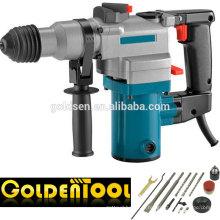 26mm 620w SDS-Plus Disjoncteur de démonstration Marteau rotatif Mini marteau électrique à percussion électrique Prix GW8268