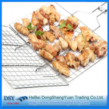 Square Barbecue Grill Wire Mesh