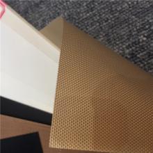 Tela de tela de fibra de vidrio laminada de PTFE