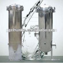 Industrial Stainless Steel Water Filter Cartridge Housing