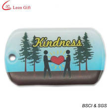 Cheap Custom Print Friendship Dog Tag for Gift (LM1604)