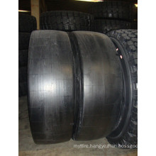 SMS+ Hilo Tyres, 26.5r25 29.5r25, L-5s Tyre for Underground Mine, Radial OTR Tyre