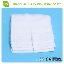 disposable gauze trach sponges CE ISO FDA made in China