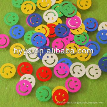 Party Confetti, Smile Shape Loose Confetti