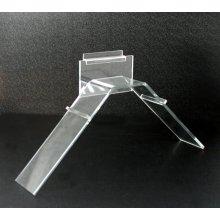 Top Quality V Shape Acrylic Shoe Rack