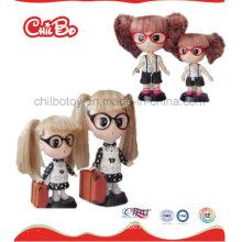 China-heiße verkaufende pädagogische Puppe für Mädchen