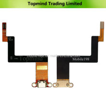 para Blackberry Q20 Dock Charger Charging Connector Flex Cable