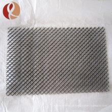 Ânodo de malha de titânio MMO com preço competitivo de revestimento de irídio