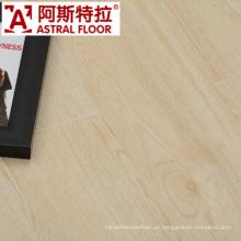 8mm textura de madeira real (U-Groove) revestimento laminado (AS0002-1)