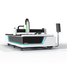 fiber metal laser cutting machine bordor for 20mm metal cnc