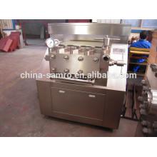 milk process line homogenizer machine