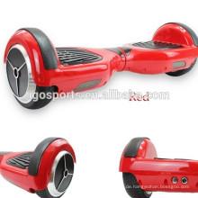 Zwei Räder selbst balancierende Roller smart hoverboard
