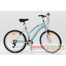 26 '' Lady 'Hybrid Bicycle (ANB10PR-2661)