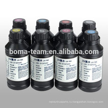 УФ-офсетной печати чернила для Epson головки печати dx5 F187000 УФ-отверждения чернил для Epson Стилус про 7880