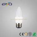 Led candle light 3w C37 E14