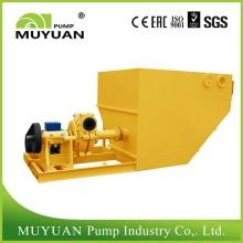 Horizontal Sugar Ball Mill Discharge Slurry Pump