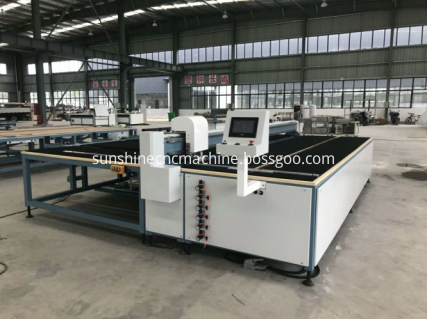2019 LAMINATED GLASS CUTTING TABLE