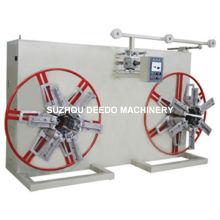 Enrollador de la rebobinadora del tubo del PVC del PE para 16-125m m