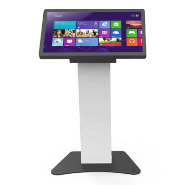 32 inch Android indoor interactive touch screen stand information kiosk