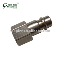 Quick connecting best qualtiy malleable iron flexible hose barb pipe fittings