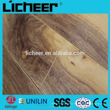 cheap laminate flooring high gloss surface indoor flooring