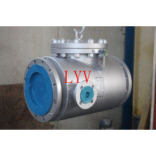 API Cast Steel Swing Flanged Check Valve