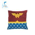 Custom Justice League Superman Batman Cushion Pillow