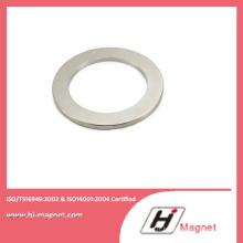 Vente chaude anneau néodyme aimants permanents sur l'industrie